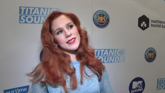 Katy B on her performance Belfast festivals the Olympics twisting her ankle and more