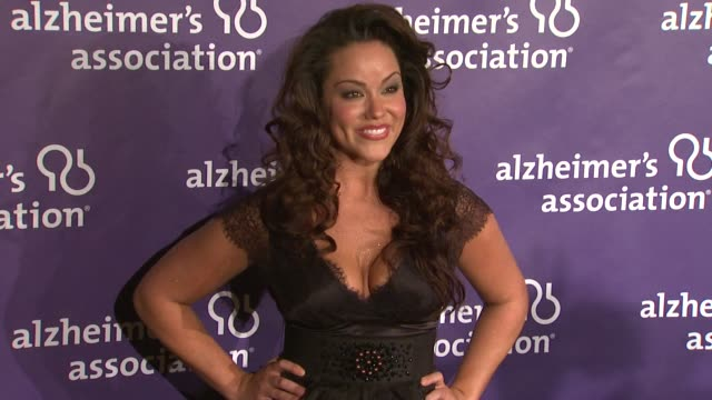 Katy Mixon at the 19th Annual 'A Night At Sardi's' Benefitting The Alzheimer's Association at Beverly Hills CA