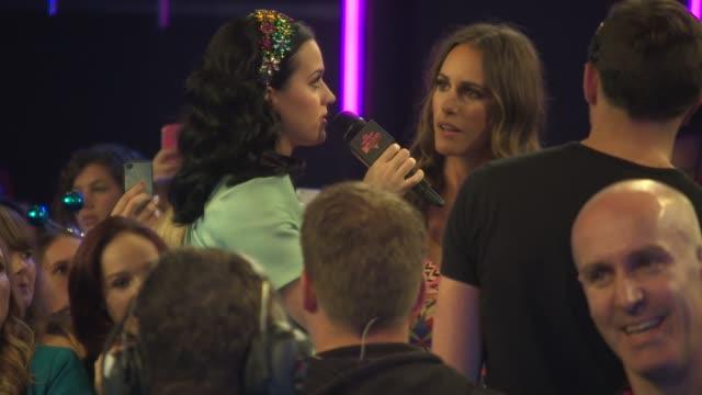 katy perry at mtv ema awards 2013 at ziggo dome on november 10 2013 in amsterdam netherlands - mtv stock videos & royalty-free footage