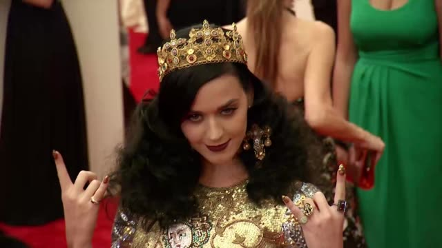 Katy Perry Celebrity Video GIFs