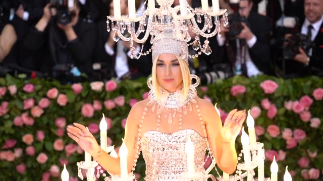 NY: The 2019 Met Gala Celebrating Camp: Notes on Fashion - Sizzle & Social