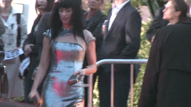 Katy Perry at the 'Get Him to the Greek' premiere in Los Angeles at the Celebrity Sightings in Los Angeles at Los Angeles CA