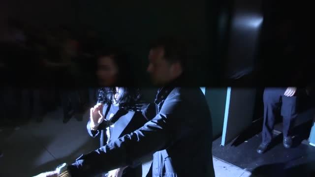 Katy Perry departs Bjork Concert at the Hollywood Palladium 06/08/13