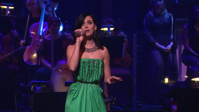 katy perry the restrictions on the use of performance and interview footage from the evening are as follows 1 you may excerpt up to three minutes of... - performing arts event stock videos & royalty-free footage