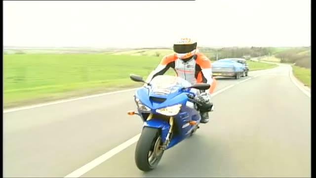 kawasaki zx-6r - world sports championship stock videos & royalty-free footage