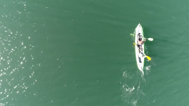 Kayaking drone