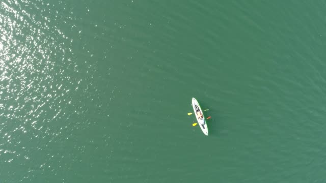 Kayaking drone
