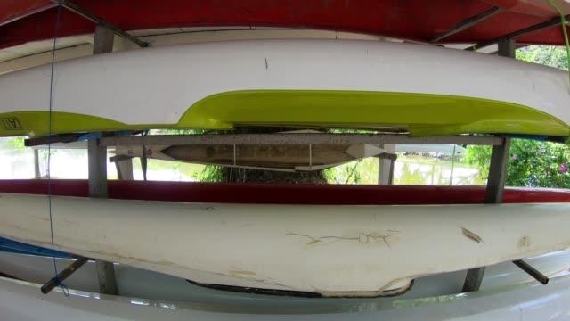 kayaking - table tennis bat stock videos & royalty-free footage