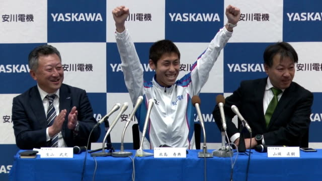 kayoko fukushi will run the women's olympic marathon for the first time at this summer's rio de janeiro games as the threetime olympic middle... - race distance stock videos & royalty-free footage