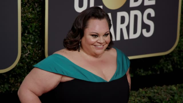 Keala Settle at the 75th Annual Golden Globe Awards at The Beverly Hilton Hotel on January 07 2018 in Beverly Hills California