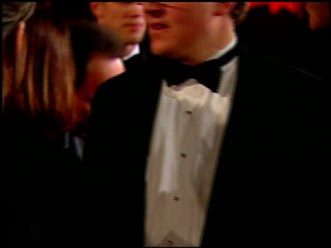 keanu reeves at the 2000 academy awards vanity fair party at mortons in west hollywood, california on march 26, 2000. - keanu reeves stock videos & royalty-free footage
