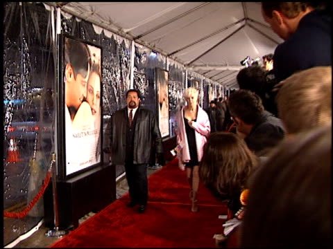 Keanu's Mom at the 'Sweet November' Premiere at the Bruin Theatre in Westwood California on February 12 2001