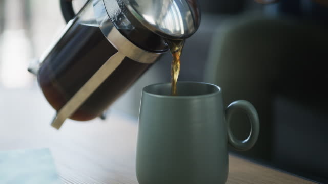 keep calm and put the coffee on - routine stock videos & royalty-free footage