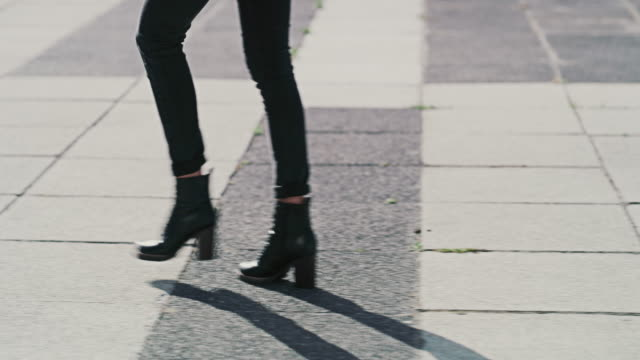 keep moving forward, never go back - high heels stock videos & royalty-free footage