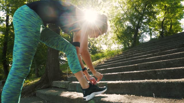 keep running for the best results. - shoelace stock videos and b-roll footage