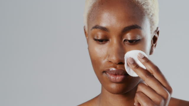 keep those pores unclogged - color negro stock videos & royalty-free footage