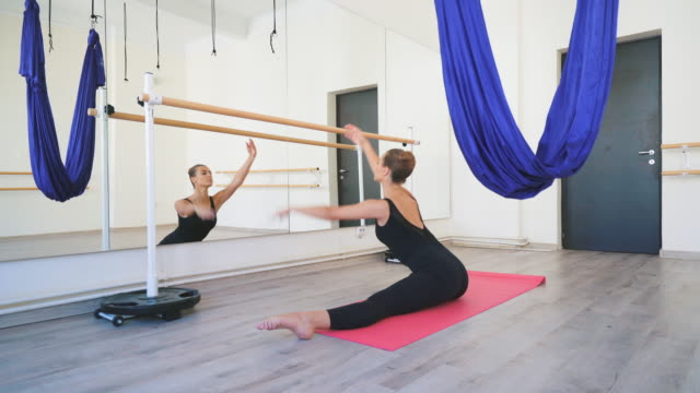 keep training every day. - ballet studio stock videos & royalty-free footage