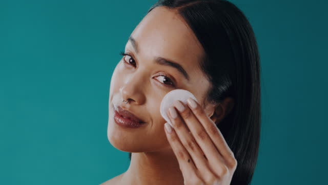 keep your skin clean at all times - skin stock videos & royalty-free footage