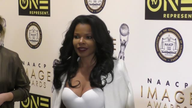 Keesha Sharp at the 48th NAACP Image Awards Nominees' Luncheon on January 28 2017 in Hollywood California