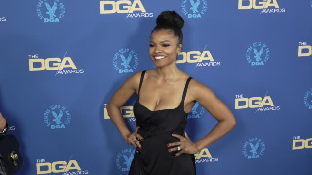 keesha sharp at the 71st annual dga awards at the ray dolby ballroom at hollywood highland center on february 02 2019 in hollywood california - director's guild of america stock videos & royalty-free footage