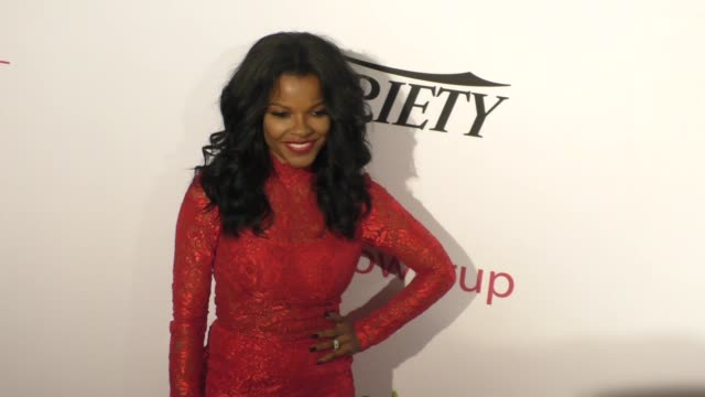 vídeos de stock, filmes e b-roll de keesha sharp at the altamed health services' power up we are the future gala at the beverly wilshire four seasons hotel in beverly hills celebrity... - four seasons hotel