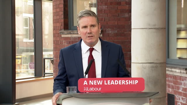 keir starmer comparing his actions to those of boris johnson - remote location stock videos & royalty-free footage
