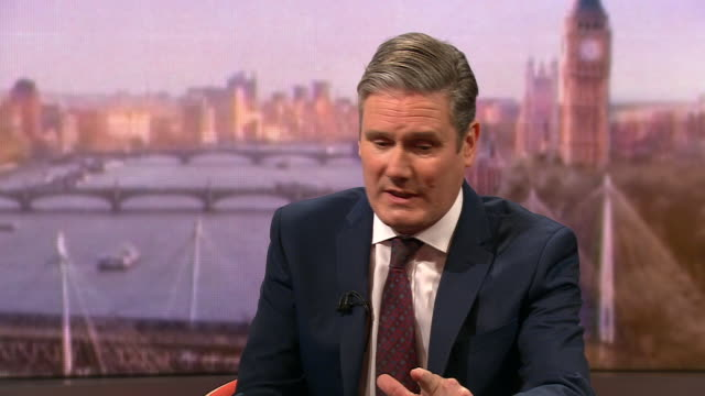 keir starmer explaining whether he would take military action if he were prime minister - nachfolger stock-videos und b-roll-filmmaterial