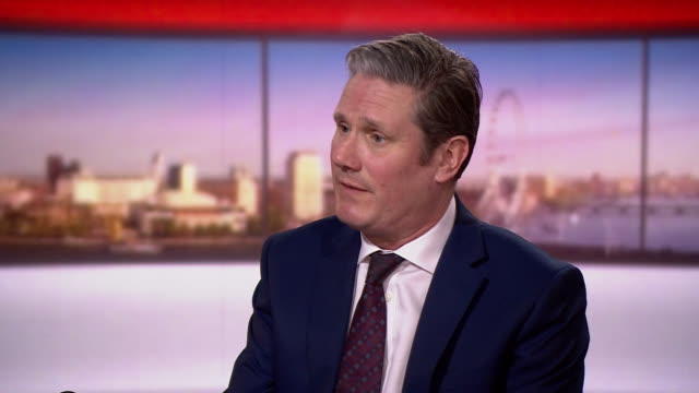 keir starmer saying labour would support the government if they were to ban outdoor exercise during the coronavirus crisis - relaxation exercise stock videos & royalty-free footage