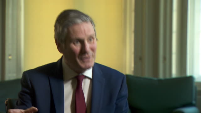"""keir starmer saying """"something's clearly going wrong"""" with the government's responses to uk firms offering help supplying ppe to the nhs during the... - mistake stock videos & royalty-free footage"""