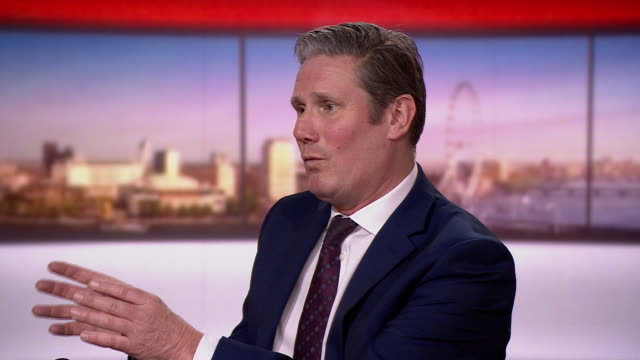keir starmer saying the labour party is coming together and focusing on how we win the 2024 general election - togetherness stock videos & royalty-free footage