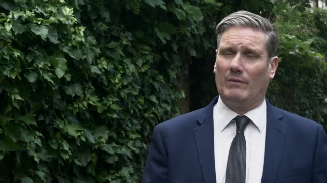 """keir starmer saying """"you build confidence by recognising problems and mistakes, not by pretending everything is fine"""" - mistake stock videos & royalty-free footage"""