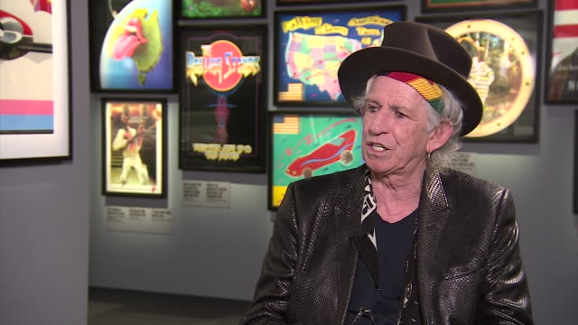 Keith Richards saying that a band like the Rolling Stones couldn't happen 'in the same way' as there is so much variety in music now