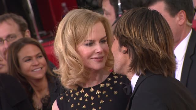 Keith Urban Nicole Kidman at 70th Annual Golden Globe Awards Arrivals 1/13/2013 in Beverly Hills CA
