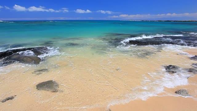 Kekaha Kai Beach Waves