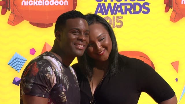 kel mitchell at nickelodeon's 28th annual kids' choice awards at the forum on march 28, 2015 in inglewood, california. - nickelodeon stock videos & royalty-free footage
