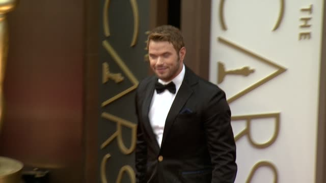 Kellan Lutz 86th Annual Academy Awards Arrivals at Hollywood Highland Center on March 02 2014 in Hollywood California