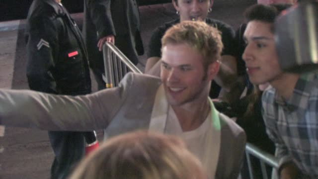 Kellan Lutz At Dear John Premiere in Hollywood at the Celebrity Sightings in Los Angeles at Los Angeles CA