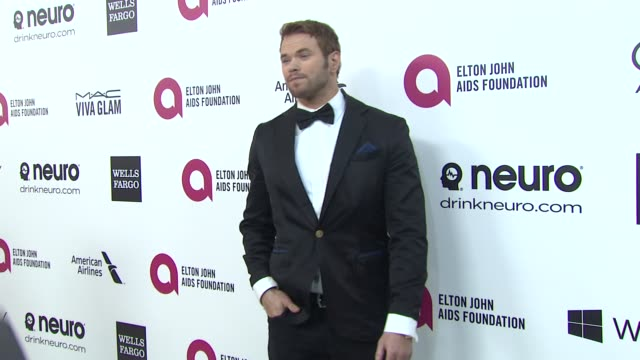 Kellan Lutz at Elton John AIDS Foundation Presents 22nd Annual Academy Awards Viewing Party Sponsored By Chopard Neuro Drinks And Wells Fargo on...