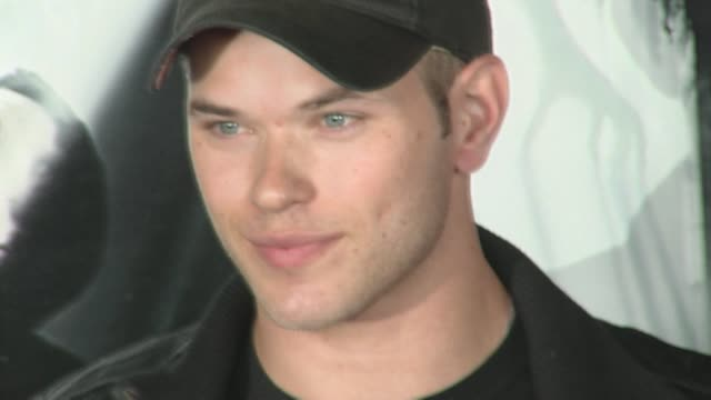 Kellan Lutz at the 20th Century Fox Maxim Magazine Celebrate The Premiere of MAX PAYNE at Los Angeles CA