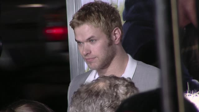 Kellan Lutz at the 'Dear John' Premiere at Hollywood CA