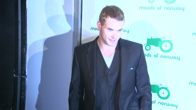 Kellan Lutz at the Moods Of Norway US Flagship Launch at Los Angeles CA