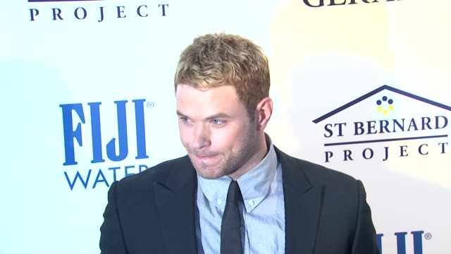 Kellan Lutz at the Southern Style St Bernard Project Event With Ambassador Britney Spears at Beverly Hills CA