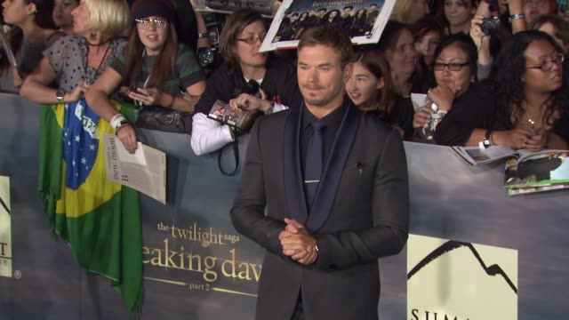 Breaking Dawn Part Two Los Angeles Premiere on 11/12/12 in Los Angeles CA