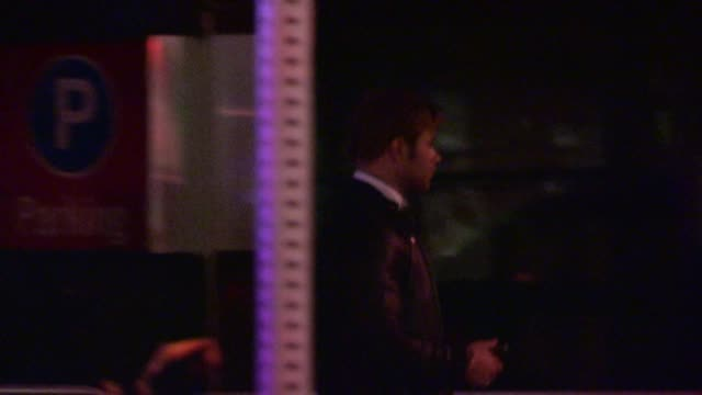Kellan Lutz departs Maxim's Hot 100 Women of 2014 Celebration in West Hollywood in Celebrity Sightings in Los Angeles