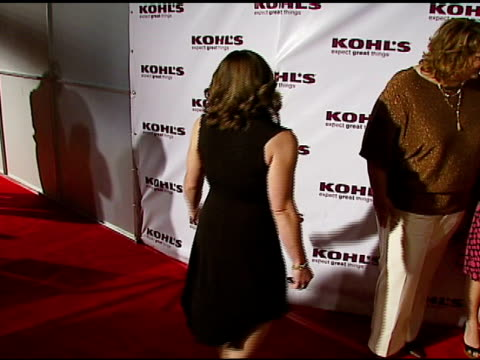 kelley cosner, transformation nation contest finalist at the kohl's and conde nast media group present the kohl's transformation nation fall fashion... - conde nast media group stock videos & royalty-free footage