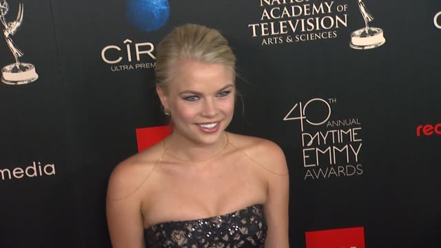 Kelli Goss at The 40th Annual Daytime Emmy Awards on 6/16/13 in Los Angeles CA