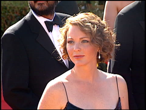 kelli williams at the 2000 emmy awards at the shrine auditorium in los angeles, california on september 10, 2000. - shrine auditorium video stock e b–roll