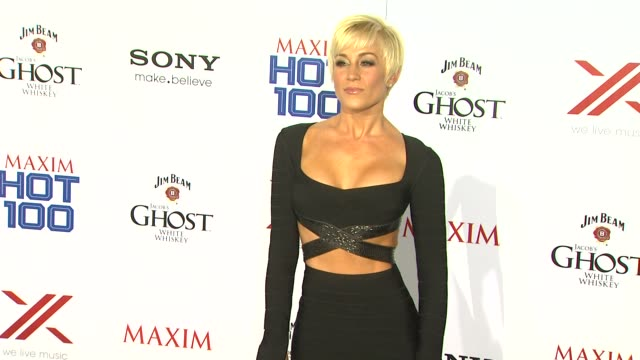 kellie pickler at the 2013 maxim hot 100 5/15/2013 in hollywood ca - kellie pickler stock videos & royalty-free footage