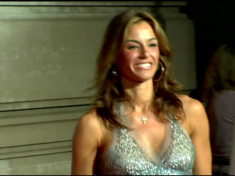 Kelly Bensimon at the Cartier and Interview Magazine Celebration of Love at the Cartier Mansion in New York New York on June 8 2006