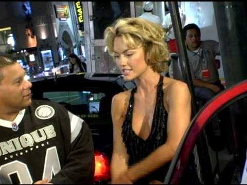Kelly Carlson at the 2005 Stuff Style Awards Inside at the Roosevelt Hotel in Hollywood California on September 7 2005